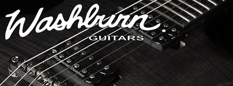 Buy Washburn Guitars @ Music Box