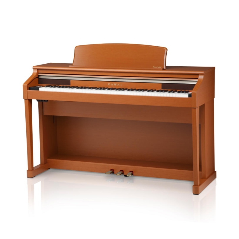 kawai ca65 digital piano premium cherry music box the musical instrument store. Black Bedroom Furniture Sets. Home Design Ideas