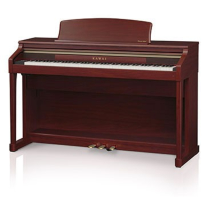 kawai ca65 digital piano premium mahogany music box. Black Bedroom Furniture Sets. Home Design Ideas