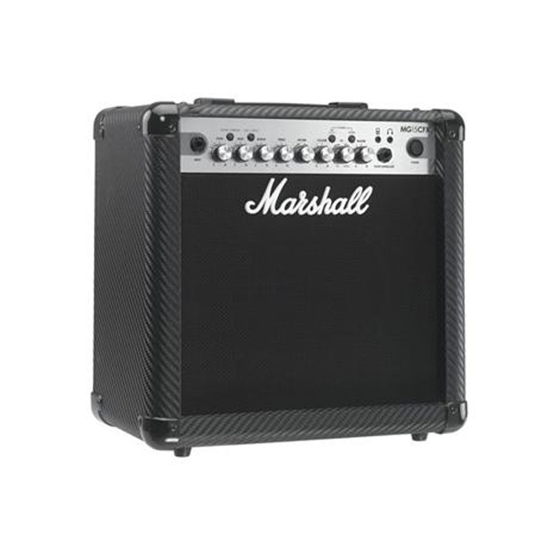 marshall mg15cfx guitar amp music box the musical instrument store. Black Bedroom Furniture Sets. Home Design Ideas