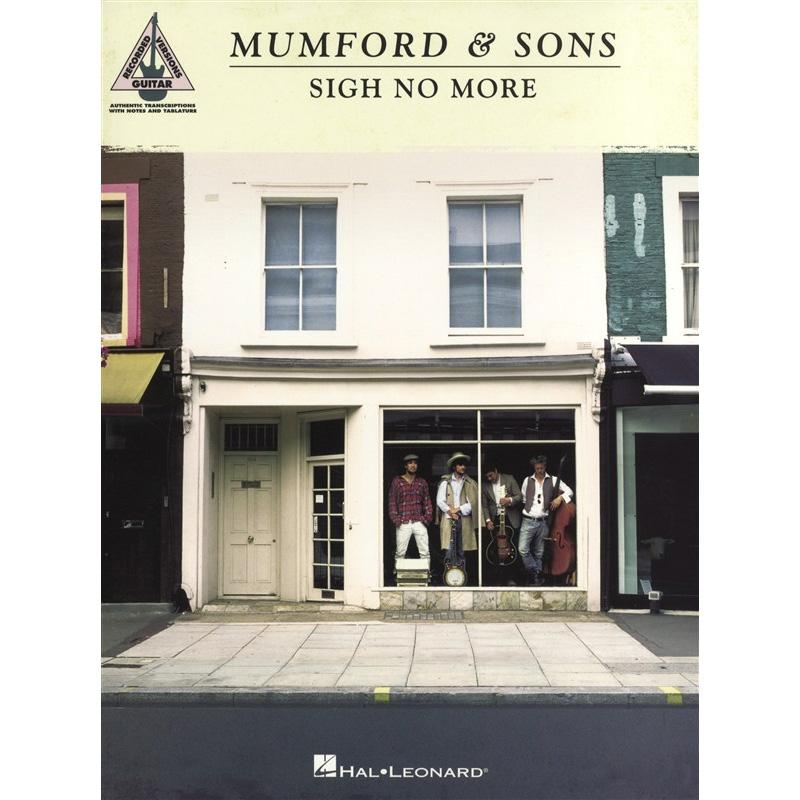 Mumford Sons Sigh No More Guitar Tab Music Box The Musical