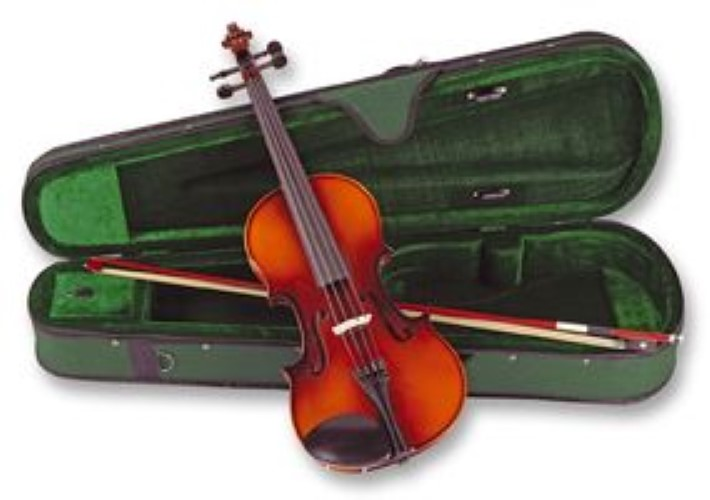 Antoni ACV30 4/4 Full Size Violin Outfit - Music Box - The Musical ...