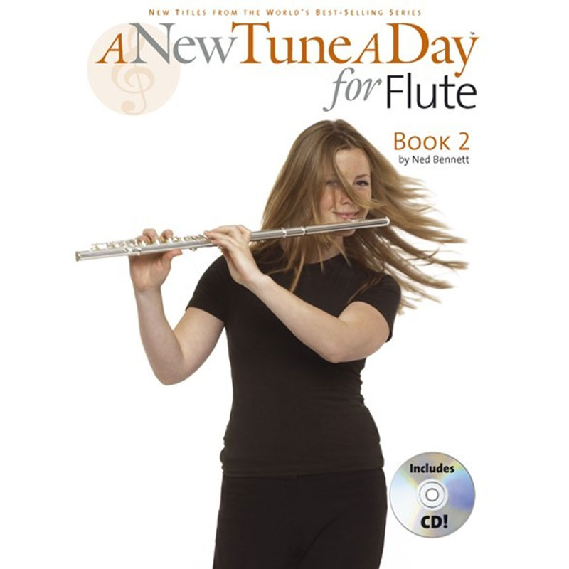 A New Tune A Day: Flute - Book 2 (CD Edition)