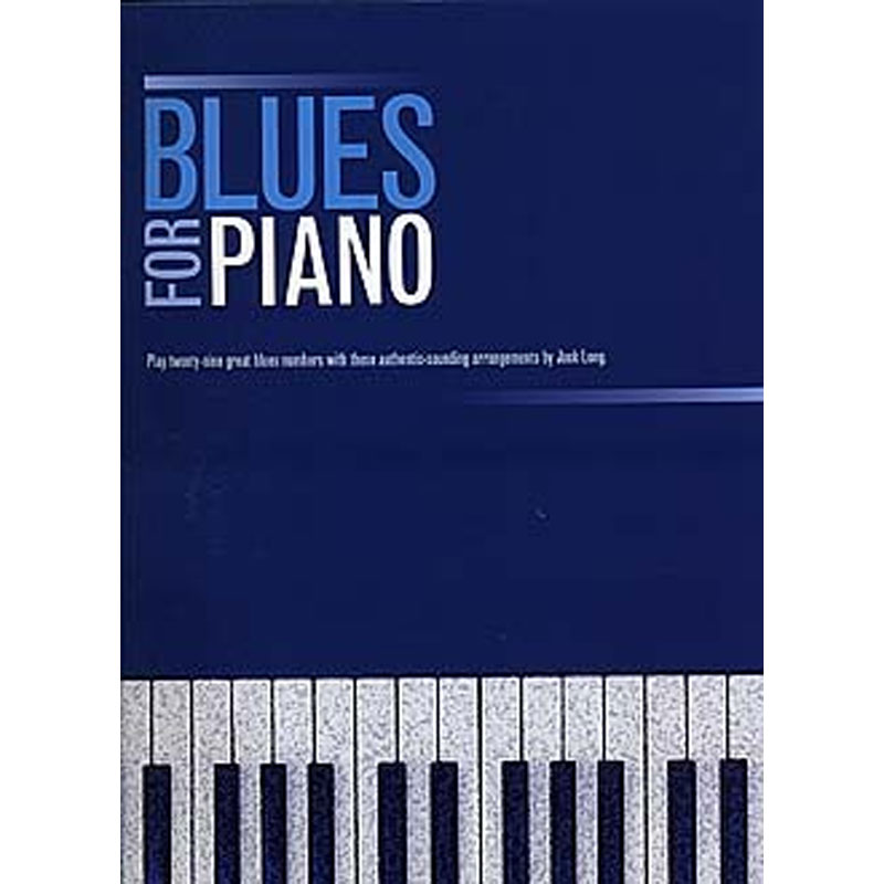 Blues For Piano (Piano, with chord symbols