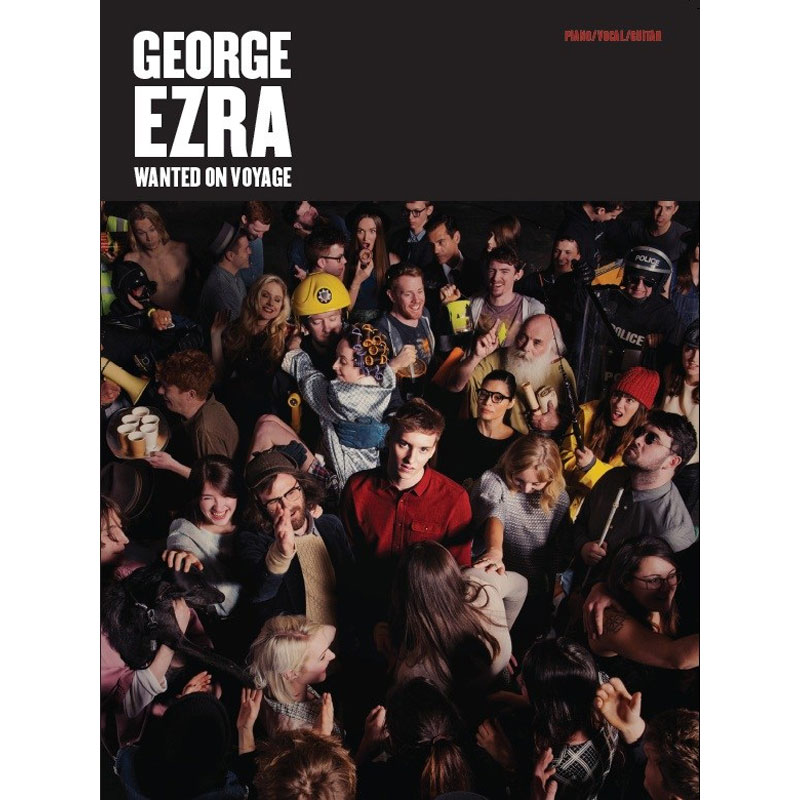George Ezra Wanted On Voyage Pvg Music Box The Musical