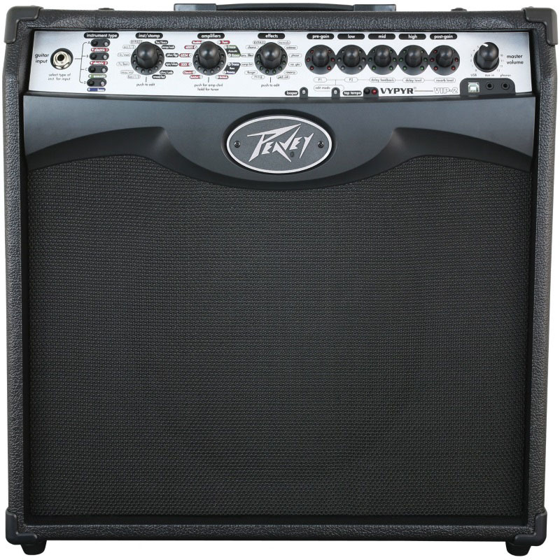 peavey vypyr vip 2 modelling combo amp music box the musical instrument store. Black Bedroom Furniture Sets. Home Design Ideas