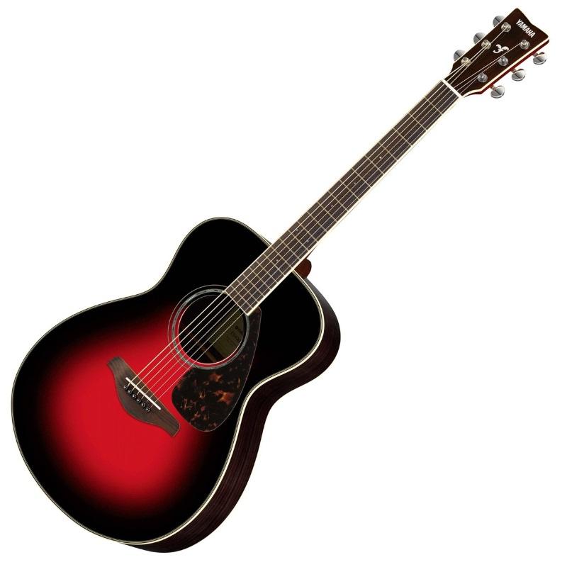 Yamaha A Acoustic Guitar