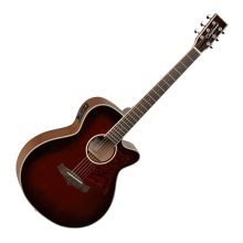 Tanglewood Winterleaf TW4 WB Electro-Acoustic Guitar - Whiskey Barrel Gloss