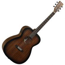 Tanglewood Crossroads TWCROE Electro-Acoustic Guitar - Whiskey Barrel Burst Satin