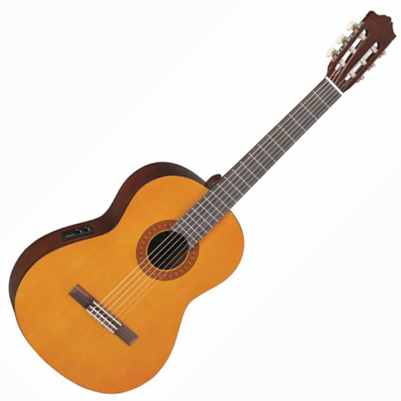 Yamaha Classical Guitar With Pickup