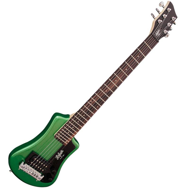 hofner shorty gr hctshcgo electric guitar green music box the musical instrument store. Black Bedroom Furniture Sets. Home Design Ideas