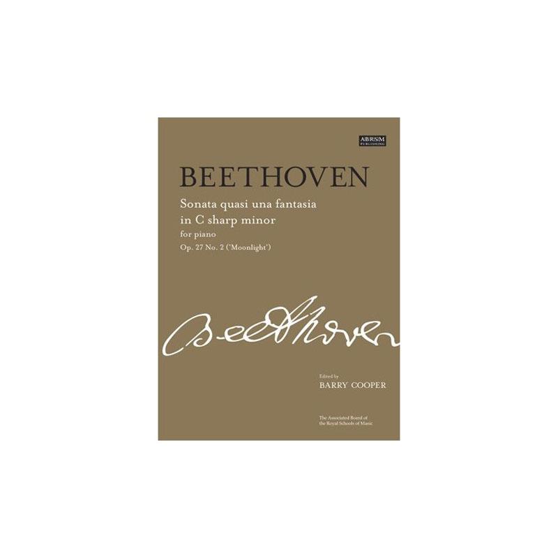 Ludwig Van Beethoven: Sonata No.14 In C Sharp Minor Op.27