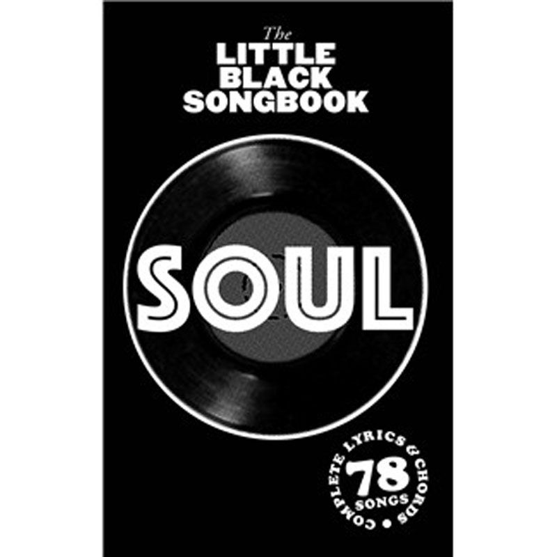 The Little Black Songbook Soul Guitar Music Box The Musical